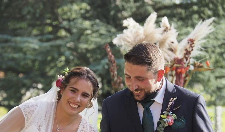 La boda de Climent y Ènid en Puigcerda, Girona