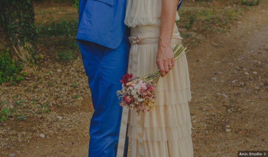 La boda de Miguel y Maria en Falset, Tarragona