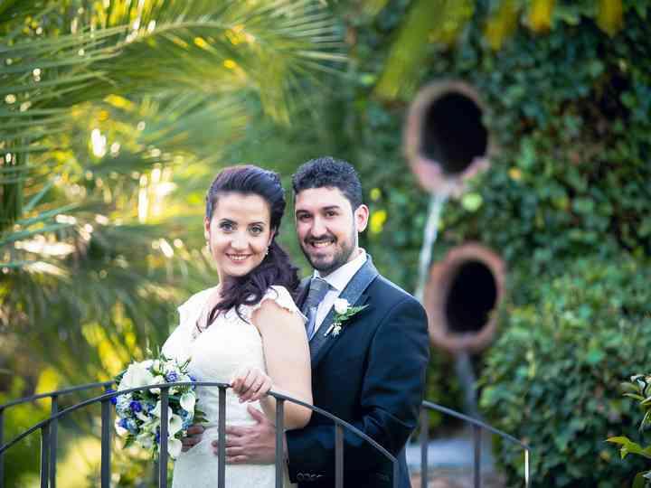 La boda de Angela y Alvaro