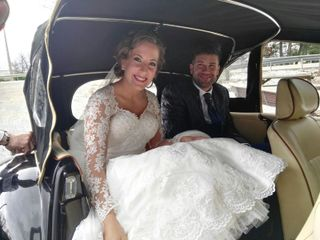 La boda de inmaculada y Julian