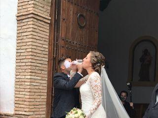 La boda de inmaculada y Julian 2