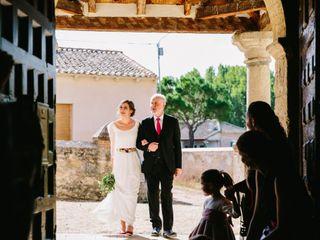 La boda de Almu y Javi