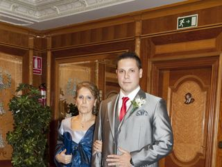 La boda de Luis Miguel y Ana Maria 2