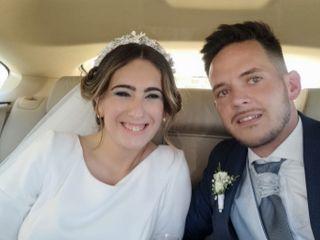 La boda de Lourdes y Adrian