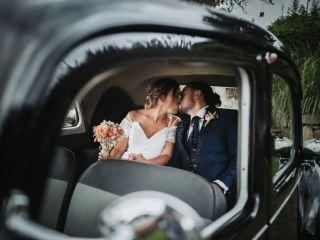 La boda de Lorena y Adrián