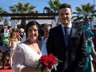 La boda de Vanesa y Antonio Manuel