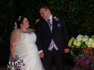 La boda de Gema y Daniel