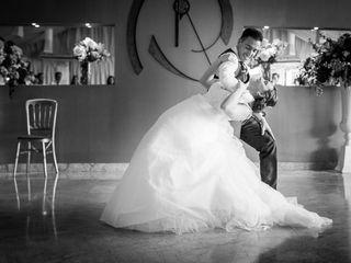 La boda de Sheila y Toni