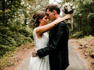 La boda de Leire y Alex