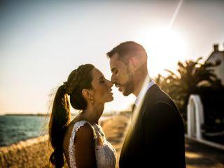 La boda de Mireia y Xavi