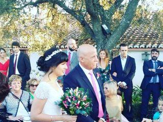 La boda de Antonio y Clara 1
