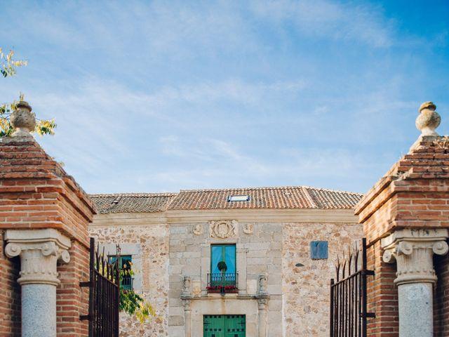 La boda de Javi y Almu en Hoyuelos, Segovia 3