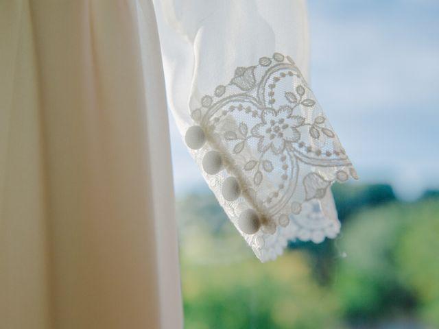 La boda de Javi y Almu en Hoyuelos, Segovia 1