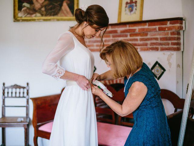 La boda de Javi y Almu en Hoyuelos, Segovia 6