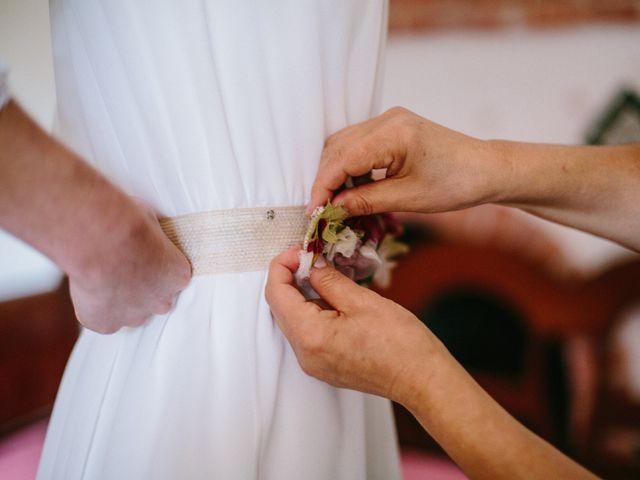 La boda de Javi y Almu en Hoyuelos, Segovia 7