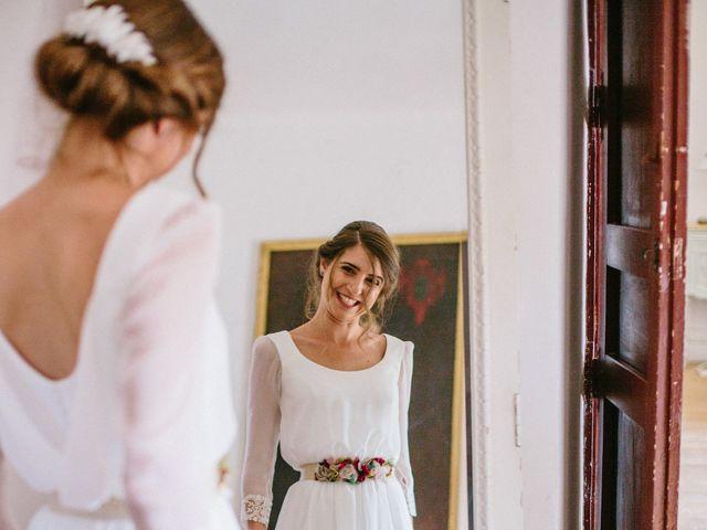 La boda de Javi y Almu en Hoyuelos, Segovia 10
