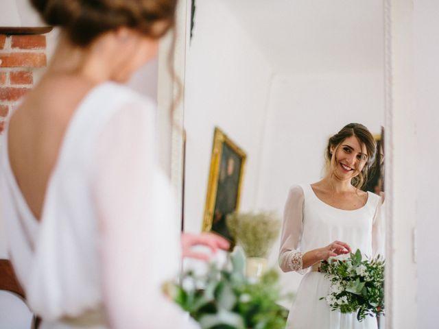 La boda de Javi y Almu en Hoyuelos, Segovia 11