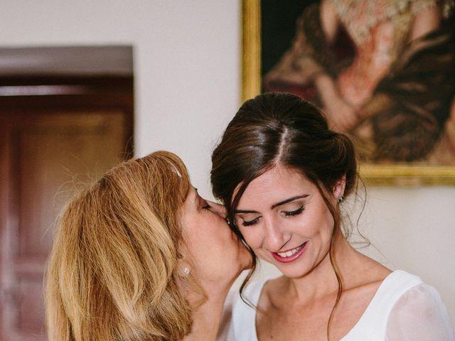 La boda de Javi y Almu en Hoyuelos, Segovia 13