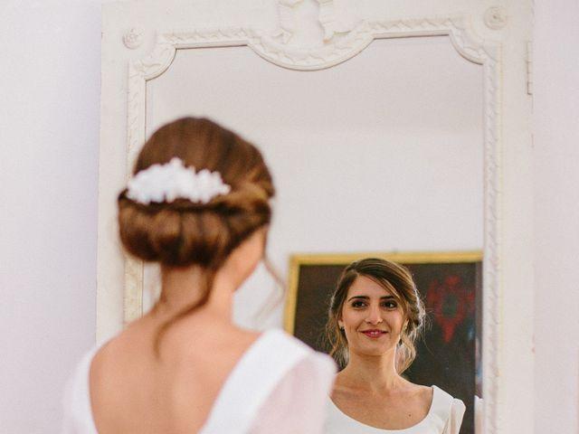 La boda de Javi y Almu en Hoyuelos, Segovia 14