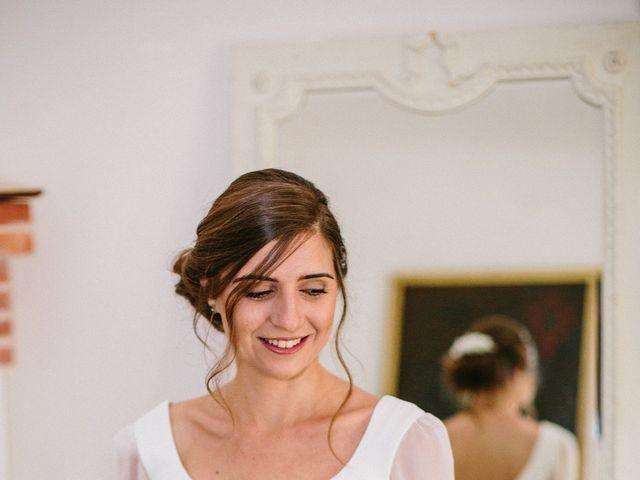 La boda de Javi y Almu en Hoyuelos, Segovia 15