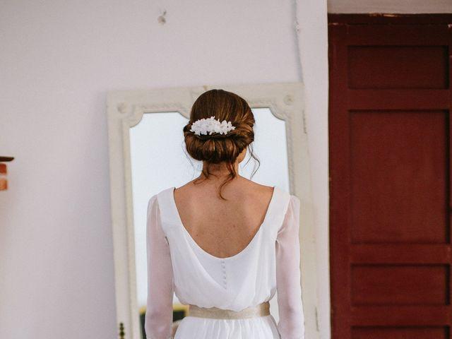 La boda de Javi y Almu en Hoyuelos, Segovia 16