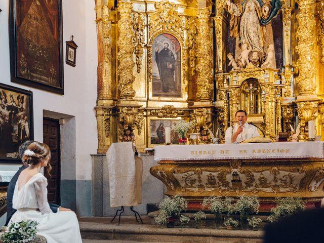 La boda de Javi y Almu en Hoyuelos, Segovia 18