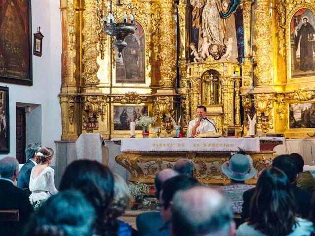 La boda de Javi y Almu en Hoyuelos, Segovia 19