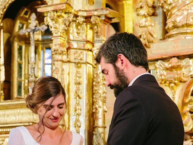 La boda de Javi y Almu en Hoyuelos, Segovia 20