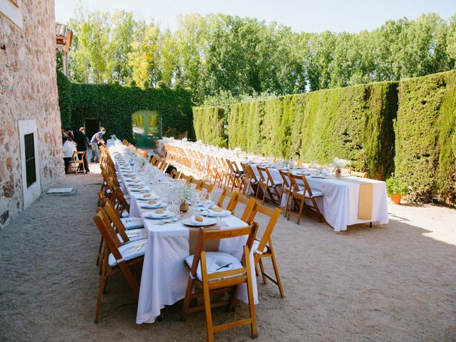 La boda de Javi y Almu en Hoyuelos, Segovia 22