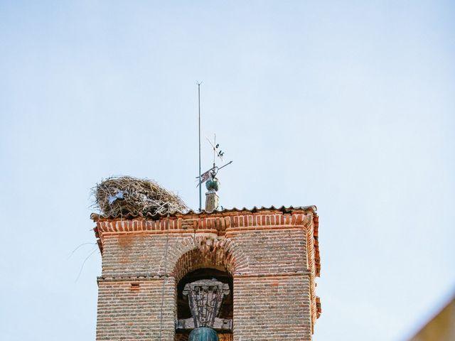 La boda de Javi y Almu en Hoyuelos, Segovia 24