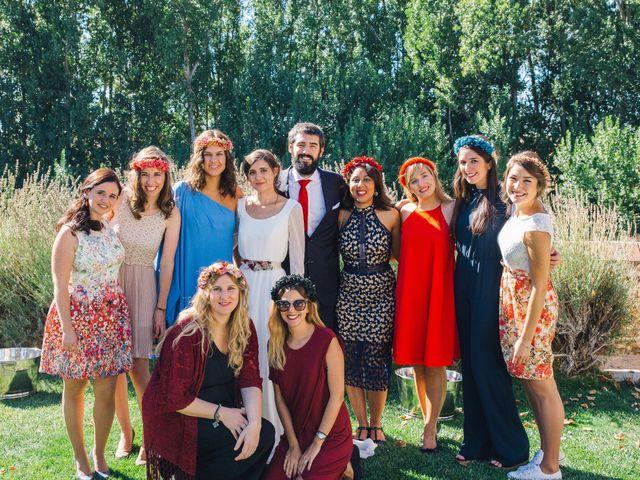 La boda de Javi y Almu en Hoyuelos, Segovia 26