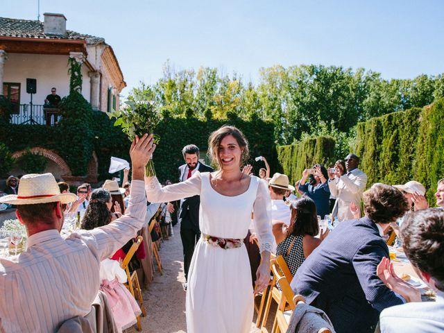 La boda de Javi y Almu en Hoyuelos, Segovia 30