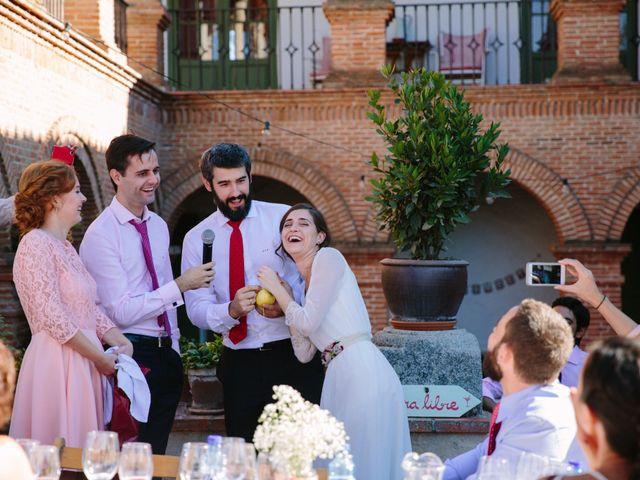 La boda de Javi y Almu en Hoyuelos, Segovia 33
