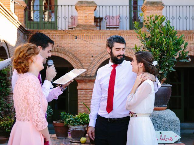La boda de Javi y Almu en Hoyuelos, Segovia 34