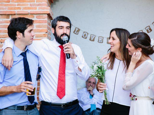 La boda de Javi y Almu en Hoyuelos, Segovia 36