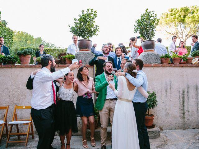 La boda de Javi y Almu en Hoyuelos, Segovia 37