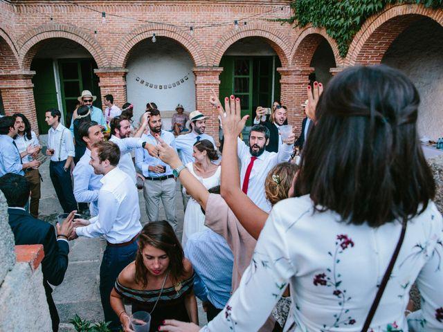 La boda de Javi y Almu en Hoyuelos, Segovia 38