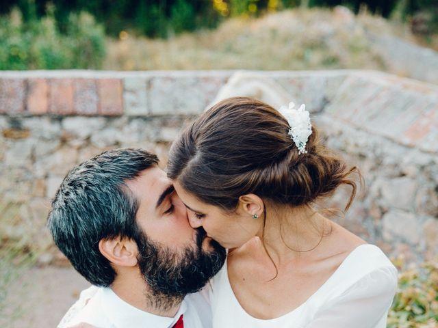 La boda de Javi y Almu en Hoyuelos, Segovia 42