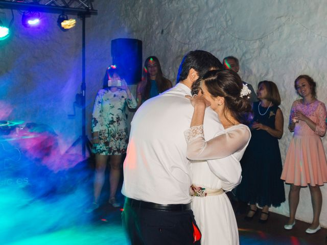 La boda de Javi y Almu en Hoyuelos, Segovia 45