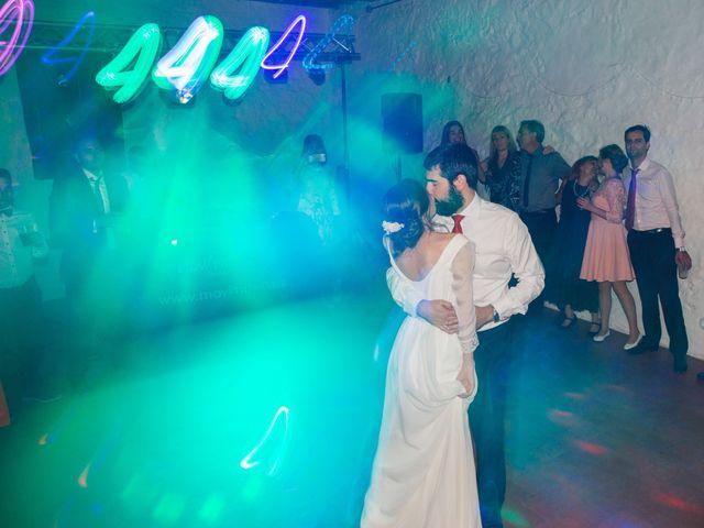 La boda de Javi y Almu en Hoyuelos, Segovia 46