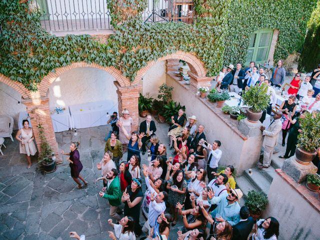La boda de Javi y Almu en Hoyuelos, Segovia 44