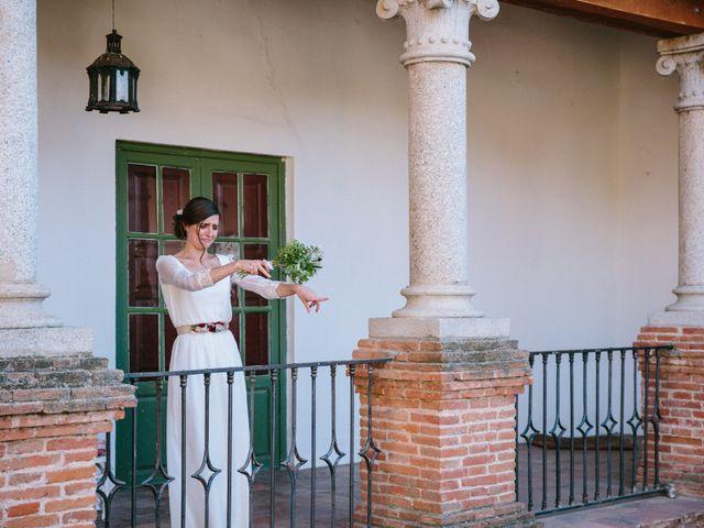 La boda de Javi y Almu en Hoyuelos, Segovia 43