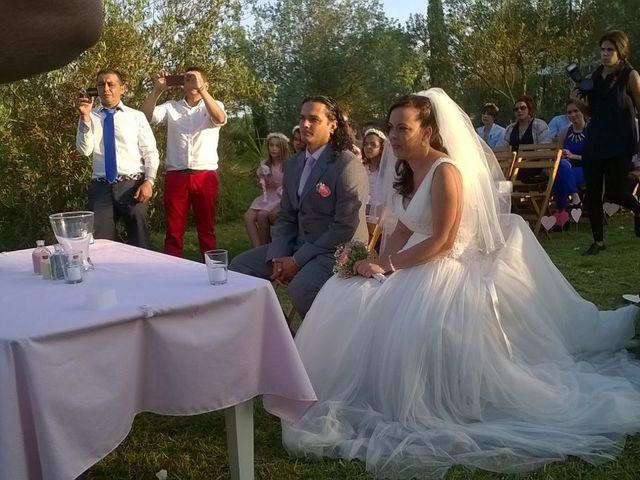 La boda de Ignacio  y Almudena en Coria Del Rio, Sevilla 2