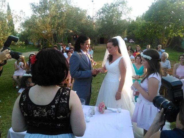 La boda de Ignacio  y Almudena en Coria Del Rio, Sevilla 5