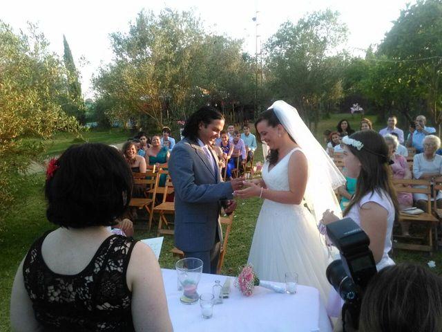 La boda de Ignacio  y Almudena en Coria Del Rio, Sevilla 6