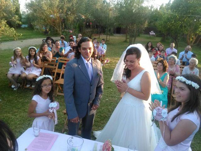La boda de Ignacio  y Almudena en Coria Del Rio, Sevilla 7