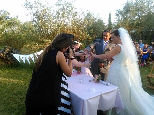 La boda de Ignacio  y Almudena en Coria Del Rio, Sevilla 8