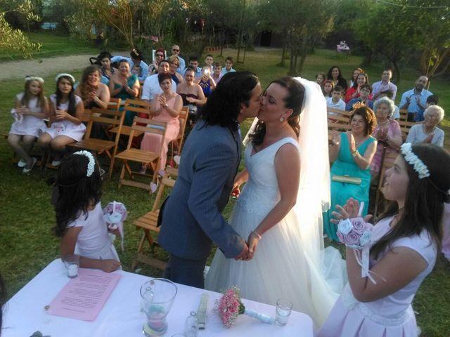 La boda de Ignacio  y Almudena en Coria Del Rio, Sevilla 9