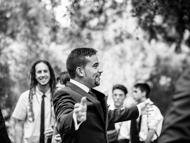 La boda de Dani y Carmen en Caldes De Montbui, Barcelona 13