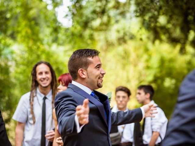 La boda de Dani y Carmen en Caldes De Montbui, Barcelona 14